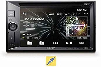 Sony XAV-W651BT Auto Radio Multimedia Car Stereo (Black)