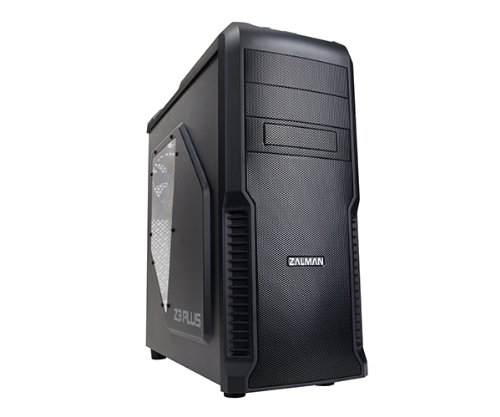 Zalman z3 plus cassa per pc, nero