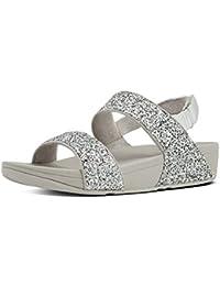 Fitflop Glitterball Sandal - Sandalias con tacón Mujer