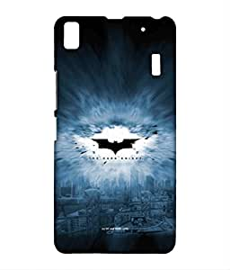 Block Print Company The Dark Knight Phone Cover for Lenovo K3 note