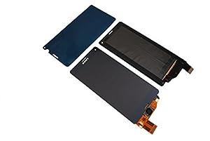 Sony Xperia Z3 Compact D5803 LCD Display Touch Screen Front Glas Cover Klebestreifen NEU black/schwarz