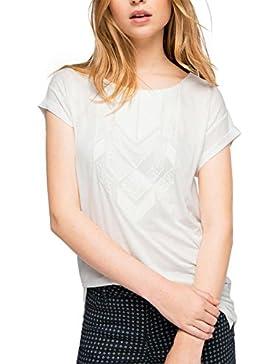 ESPRIT Collection Fließend Weiche Qualität - Camiseta Mujer
