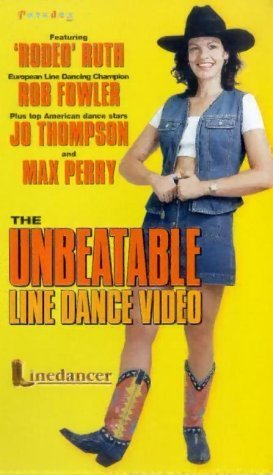 Unbeatable Line Dancing Video, [Edizione: Regno Unito]