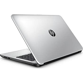 "HP 15-AY001NS - Ordenador portátil de 15.6"" (Celeron N3060, 4 GB de RAM, 500 GB de disco duro, Windows 10), color Blanco/Negro"