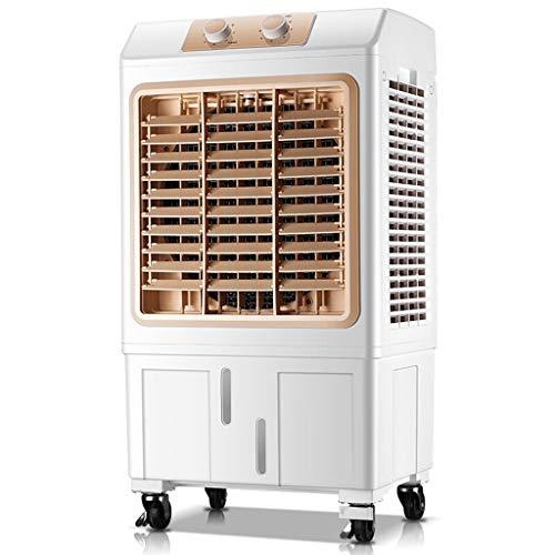 Tx - Ventilateur de climatisation simple, Ventilateur de climatisation mobile Climatiseur à condensation par eau Avec déshumidificateur Refroidisseurs à évaporation Dortoir