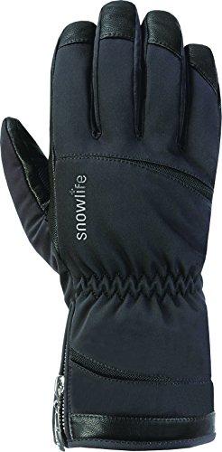 Snowlife Skihandschuhe Snowboardhandschuhe Herren extra warm mit GORE-TEX Membrane, PRIMALOFT Füllung und Soft Shell Prima GTX Glove, M/XL