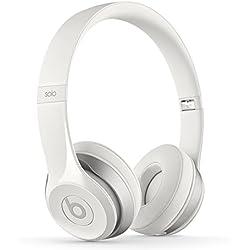 [Inalámbrico] Beats by Dr. Dre Solo2 - Auriculares De Diadema, color Blanco