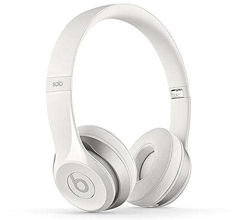 Beats by Dr. Dre Solo 2 Wireless Kopfhörer (On-Ear) weiß