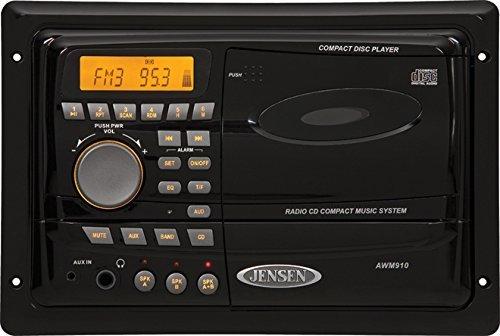 jensen-awm910-am-fm-cd-wallmount-stereo-system-50-watts-by-jensen