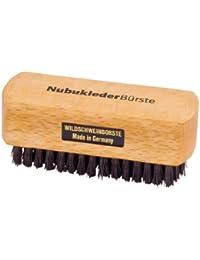 Redecker- Cepillo para zapatos de nubuck y ante 9,5cm