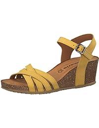 Suchergebnis auf für: Tamaris Gelb Sandalen
