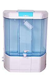 3D Aqua Table Top with Wall Mount RO Water Purifier (Storage Capacity: 12 L)