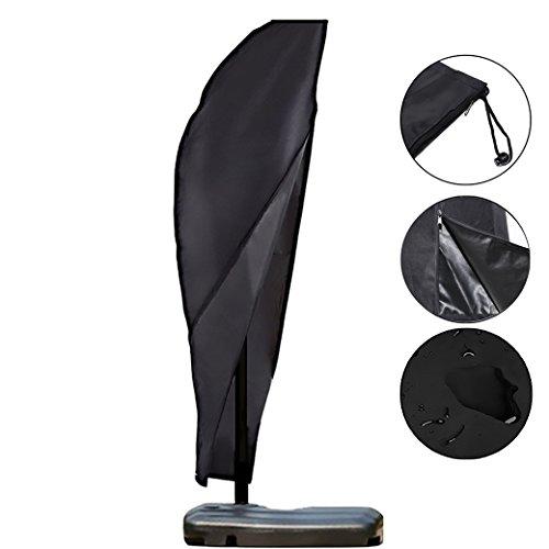 OOFIT Schutzhülle für Ampelschirm Abdeckung Abdeckhaube Sonnenschirm