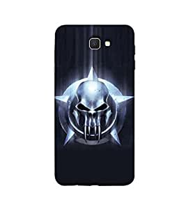 Fuson The skeletal theme Designer Back Case Cover forSamsung On5 (2016) New Edition For 2017 :: Samsung Galaxy On 5 (2017)-3DQ-1128