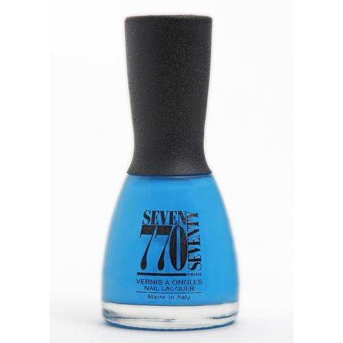 Vernis à Ongles couleur Fluo Bleu Clair
