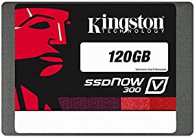 Kingston Technology 120 GB Solid State Drive V300 SATA 3, 2.5 Inch
