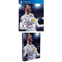 FIFA 18 - Standard Edition - Steelbook Edition (exkl. bei Amazon.de) - [PlayStation 4]