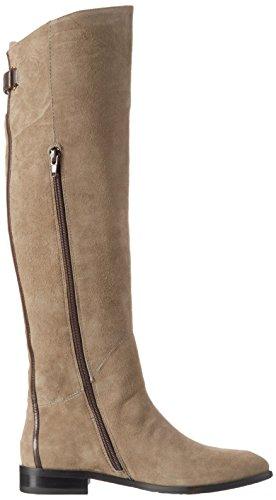 Giudecca - A6-2, Stivali alti con imbottitura leggera Donna Grigio (Grigio (grigio))