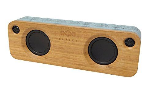 House of Marley EM-JA006-BH-WW Get Together Audiosystem Bluetooth Mehrfarbig