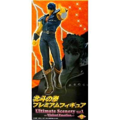 Vol.1 ~ Violent Emotion ~ Kenshiro all one fist Premium Figure Ultimate scenery of SEGA Hokuto (japan import)
