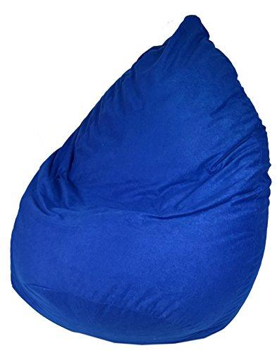 Heunec - 671119 - Sitzsack Microfaser 220 L, Blau