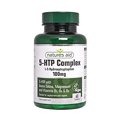 Natures Aid 100 mg 5-HTP Complex