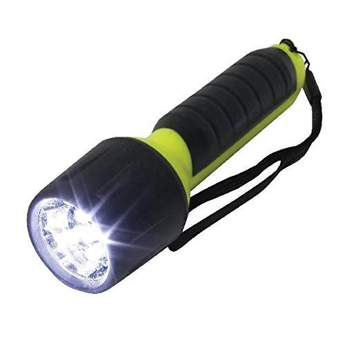 Sea Power LED Taschenlampe 4AA wasserdicht Taucherlampe sehr hell