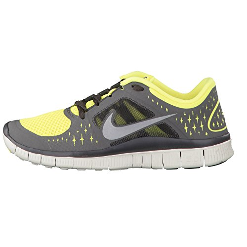 Nike Lady Free Run+ V3 Chaussure De Course à Pied Grey