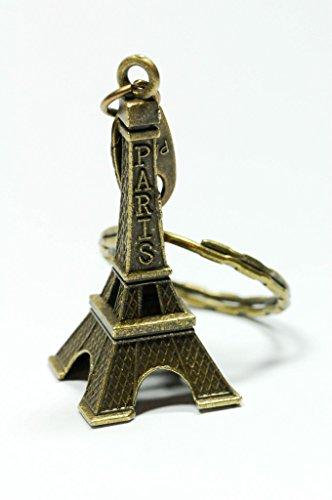 Preisvergleich Produktbild Eifelturm aus Paris Schlüsselanhänger Stadt der Liebe