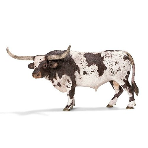 Schleich - Toro tejano Longhorn, figura (13721)