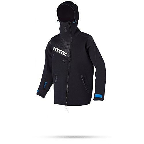 Mystic Coast Rigging Jacket Black 150440 Sizes- - ExtraLarge