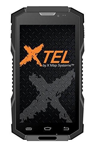 X-Tel 9000 Robustes Wasser-, Staub-, Vibrations-, Drop, und stoßfest Android phablet Smartphone