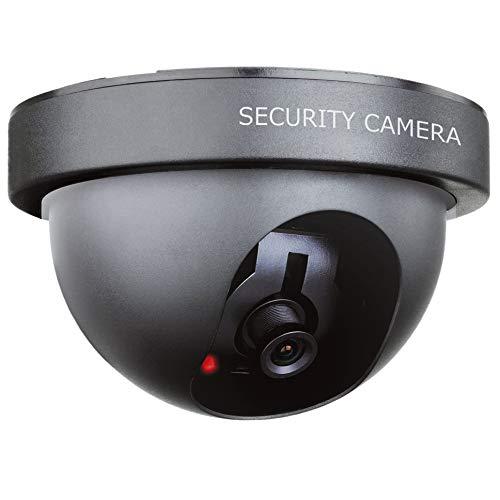Smartwares CS44D Dummy Kamera-Attrappe mit blinkender LED