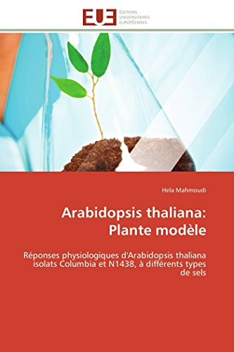Arabidopsis thaliana: plante modèle