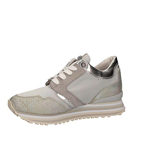 Ghiaccio MATERIALMIX scarpe APEPAZZA basse sneakers GHIACCIO RUBY donna RSD03 FxffUq