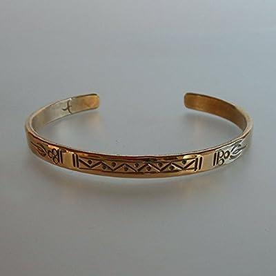 bracelet en bronze Br 0046