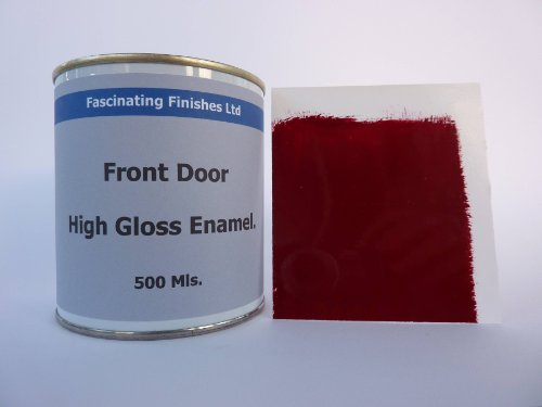 1-x-500ml-burgundy-maroon-high-gloss-front-garage-door-paint
