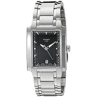 Tissot Reloj Analógico para Mujer de Cuarzo con Correa en Acero Inoxidable T061.310.11.051.00