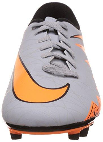 Nike Herren Hypervenom Phade Ii Fg Fußballschuhe Mehrfarbig (Wolf Grey/Total Orange/Black/Black)