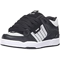 GLOBE Skateboard Shoes FUSION BLACK/GRAY/WHITE Size 9.5