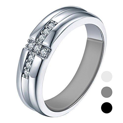 Likimar anello di regolazione per anelli 54+ 3pz per invisibile per anelli anelli.