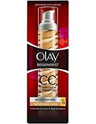 Olay Regenerist CC Cream Complection Corrector for Lightest Skin Tone SPF 15 (50ml)