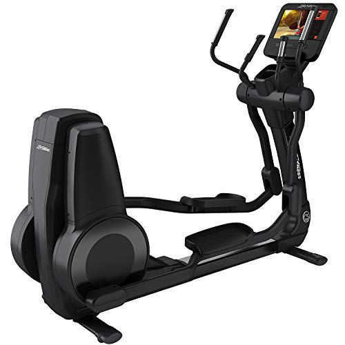 Life Fitness Platinum Club Series Cross-trainer SE3HD Console (Black Onyx)