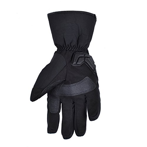Madbike Motorrad-Handschuhe wasserdicht Winter - 4