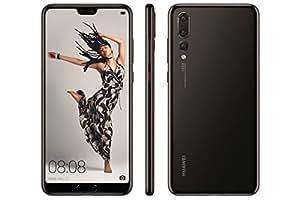 Huawei P20 Pro Smartphone da 128 GB, Marchio Tim, Nero [Italia]
