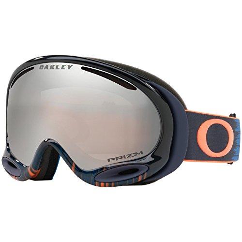 Oakley A-Frame 2.0 Trocken Nass Blau Prizm Schneebrille Schnee Black Iridium