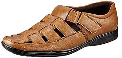 Centrino Men's 8813 Tan Outdoor Sandals-6 UK (40 EU) (7 US) (8813-01)