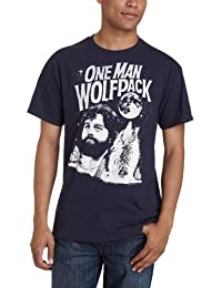 Hangover, The - One man wolfpack hombre camiseta in navy, small, navy