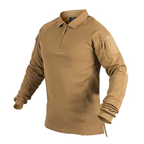 Helikon-Tex Range Polo Shirt - TopCool - Coyote