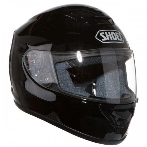 shoei-qwest-plain-black-motorcycle-helmet